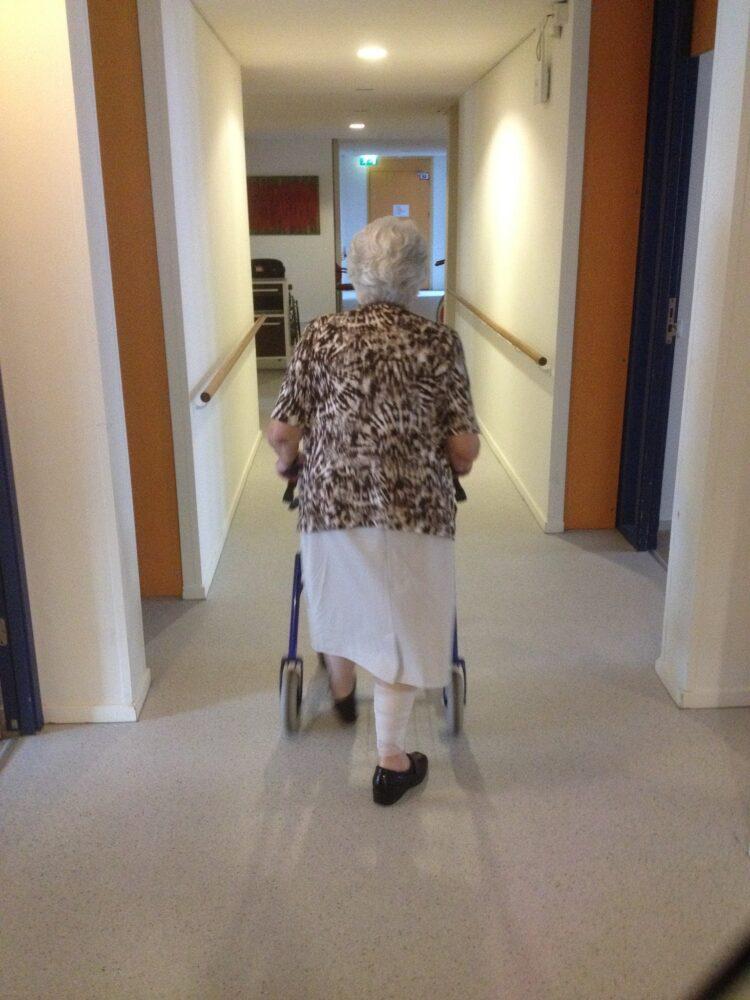 Zorg kwetsbare ouderen