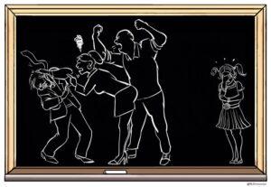 Ruben Oppenheimer Gedragsregels ouderen op school